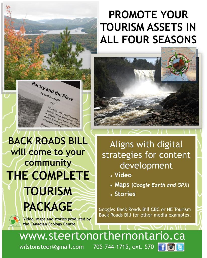 Back Roads Bill in your Community