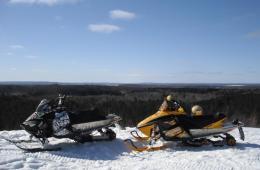 Snowmobiling/ Snowshoeing – North Bay-Mattawa-Powassan