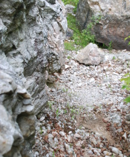 Selling Rocks  –  Trout Creek and River Valley (Sturgeon Falls)